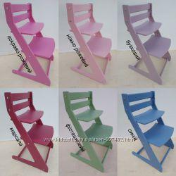 Растущий детский стул - аналог Tripp Trapp стульчик для кормления