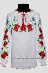 Найякісніші вишиванки в Україні, р. 98-176, натуральні, в ассор