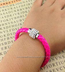 Продаю новые оригинальные плетёные браслеты с магнитным замком