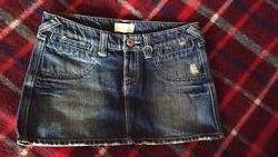 Мини юбки Bershka H&M Madge размер XS