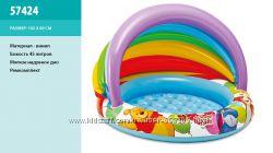 Бассейны для малышей Intex