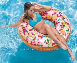 Надувной круг Intex Пончик