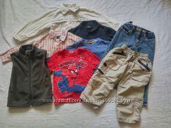 Пакет одежды для мальчика 2-3 года