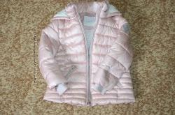 Курточка Next на девочку 2-5 лет в идеале