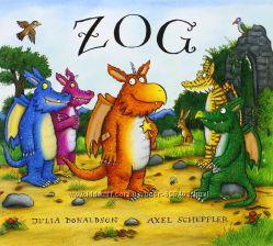 Дональдсон Donaldson купити книги на английском для детей купить