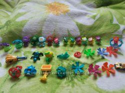 Киндер игрушки разные 1 часть