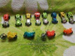 Киндер игрушки разные 2 часть