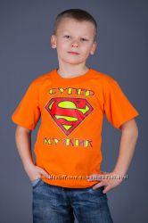 Детские футболки размеры 1-6 лет. Огромный ассортимент