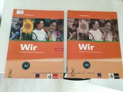 Wir учебник по немецкому языку