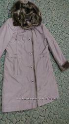 Женское зимнее пальто City Classic р 52