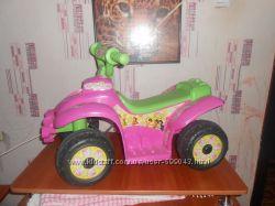 Мотоцикл на аккумуляторе Prinsses