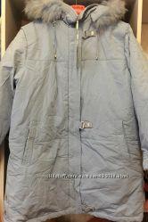 Женское зимнее пальто. На синтепоне с подстежкой. Распродажа.