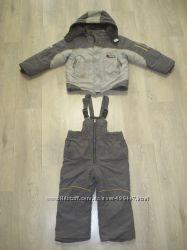 Зимний костюм - комбинезон р. 98-104