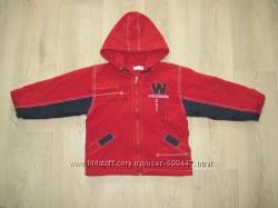 Куртка ветровка р. 104-110