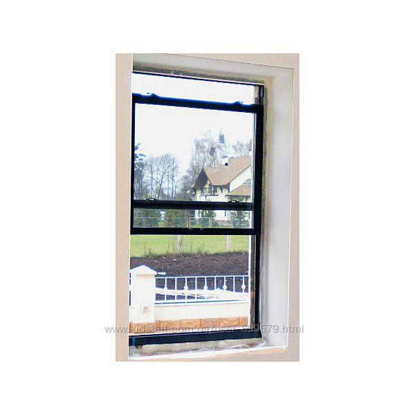 Вертикально сдвижные окна - гильотина