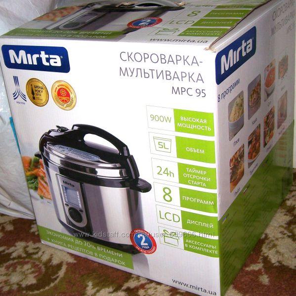 Скороварка Мультиварка MIRTA - 5л.