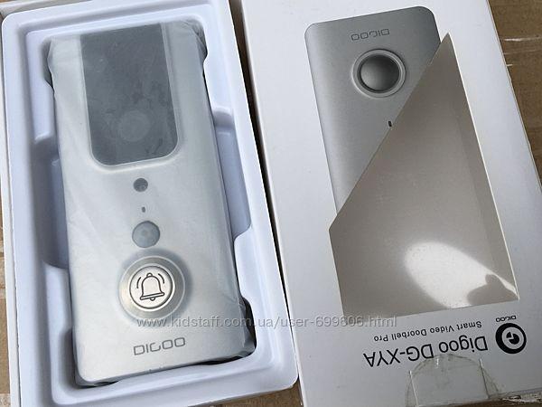 DIGOO WiFi 1080p Smart Video Дверной Звонок Дорбел