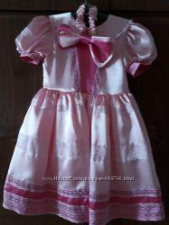 новогоднее платье кукла