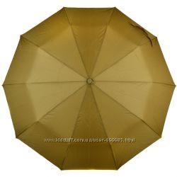Зонт Полуавтомат Женский. Спицы с ветрозащитой. Скидка