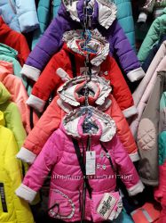 Демисезонная куртка-жилетка на девочку, р. 26-34. ОПТ, дропшиппинг, розница