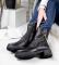 Ботинки натуральная кожа, зимние, черные