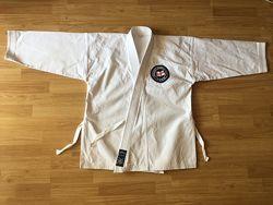 Кимоно кофта очень плотная, Kamae, р.160,100хлопок, 114