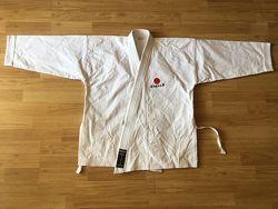 Кимоно кофта Kaiten очень плотнаяр.150-160,100хлопок, 116