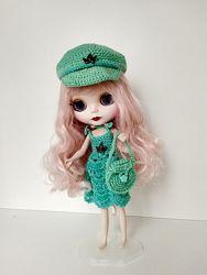 Кукла Блайз Blythe 3 комплекта одежды. Срочно