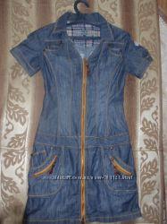 джинсовое платье BONNY JEANS размер М