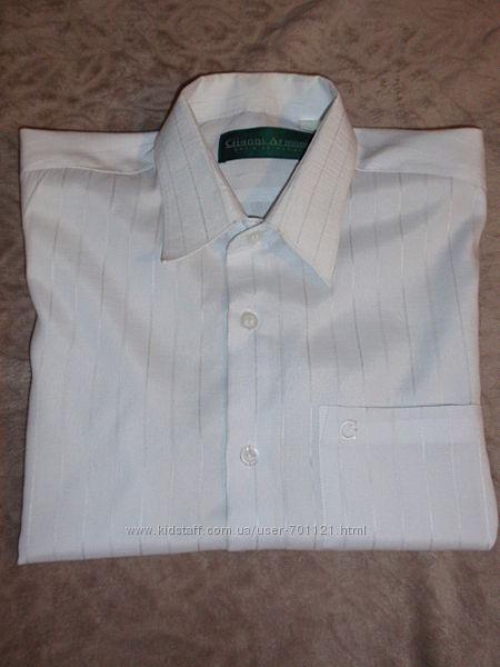 Белая рубашка  Gianni Armani