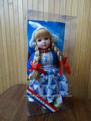 сувенирная кукла Голландия