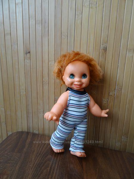 кукла  Schalkau ГДР 24см