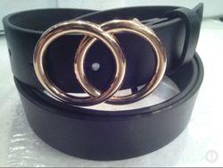Продам ремень женский с пряжкой два кольца