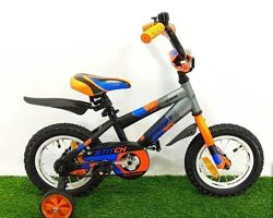 Детский двухколесный велосипед Azimut Stitch Азимут Стич