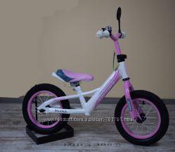 Детские беговелы  Azimut Balance на надувных колесах 12, 14, 16 д
