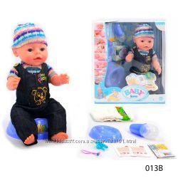 Пупс Беби Лав Baby Love кукла интерактивная пупсик 018C 013A 010D