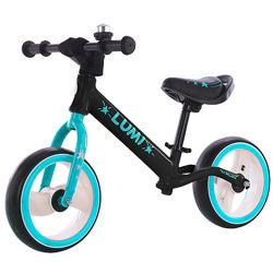 Детский велобег беговел BALANCE TILLY 12 Lumi T-212521 со светящимися колес