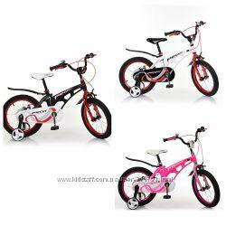 Детский двухколесный велосипед Профи Инфинити Profi Infinity на 14, 16, 18