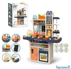 Детская кухня 889-161 Home Kitchen, вода, свет, звук, 65 предметов