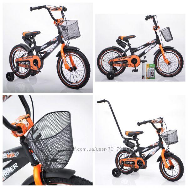 Сигма Хамер S600 12 14 16 18 20 велосипед двухколесный Sigma Hammer детски