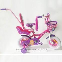 Барби Бьюти Нью 12 14 16 18 20 дюймов велосипед для девочки Barbi Beauty