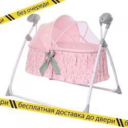 Carrello Dolce 7501 люлька качели колыбель для новорожденных