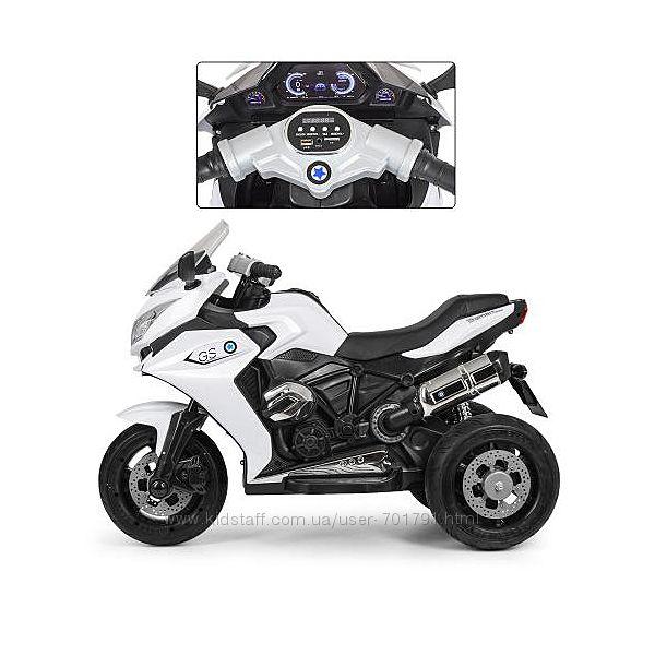Мотоцикл BMW 3688EL детский электро на аккумуляторе