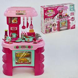 Кухня детская 008 908 Kitchen игровой набор с посудой