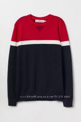 Красивый качественный свитерок H&M