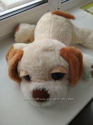 Мягкая игрушка Собака рыжее ухо Grand 56 см