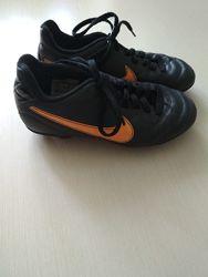 Детские футбольные бутсы Nike стелька 17,5 см
