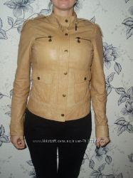 Vero Moda S кожаная куртка