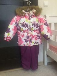 Зимняя куртка и комбинезон Huppa