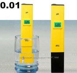 PH метр электронный с АТС и подсветкой, анализатор уровня кислотности